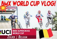 ZOLDER BMX WORLD CUP | Part 2