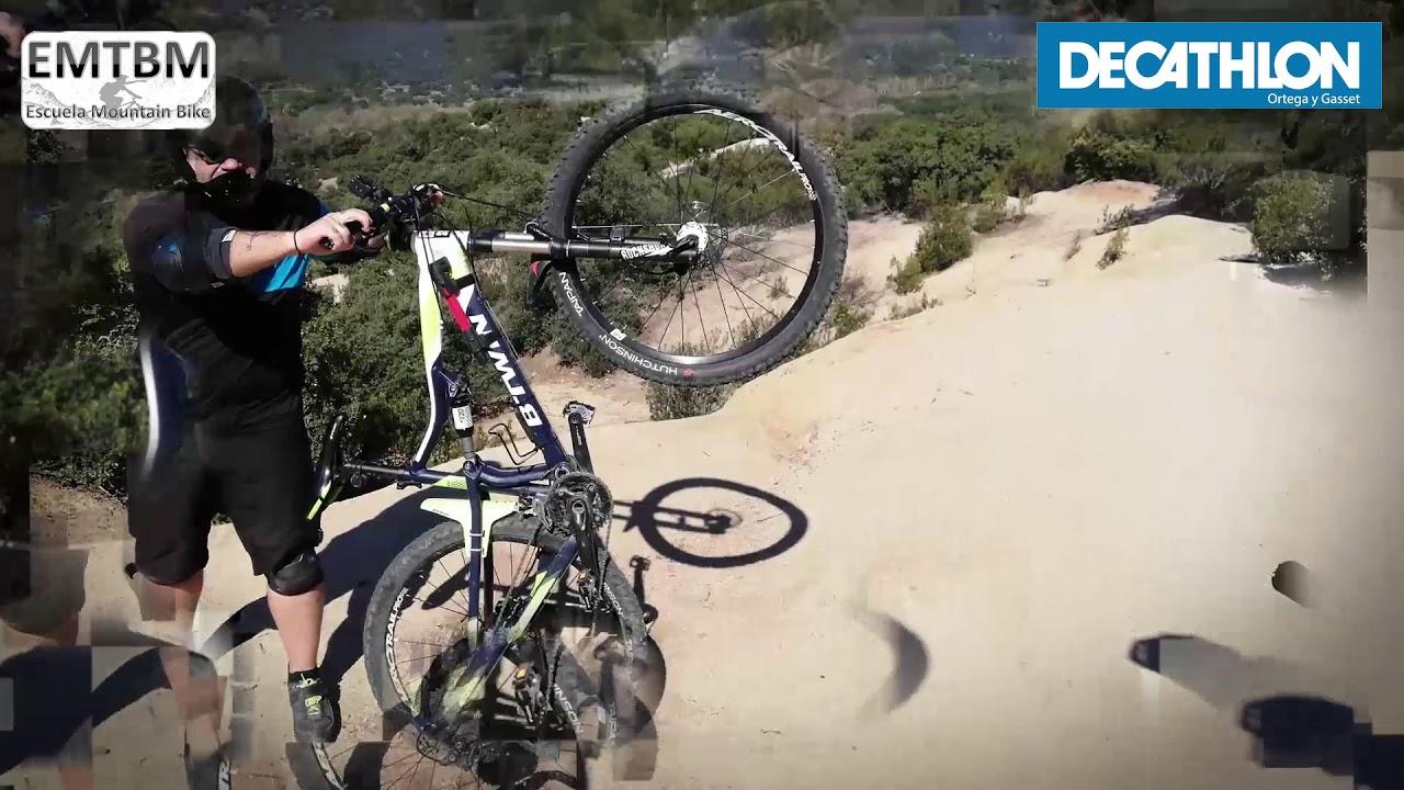 clases mountain bike emtbm decathlon septiembre 2019
