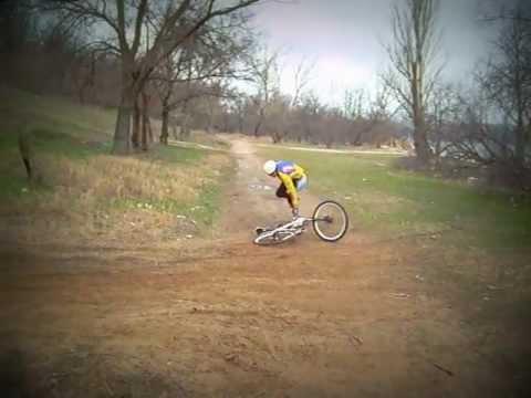 mountain bike fail