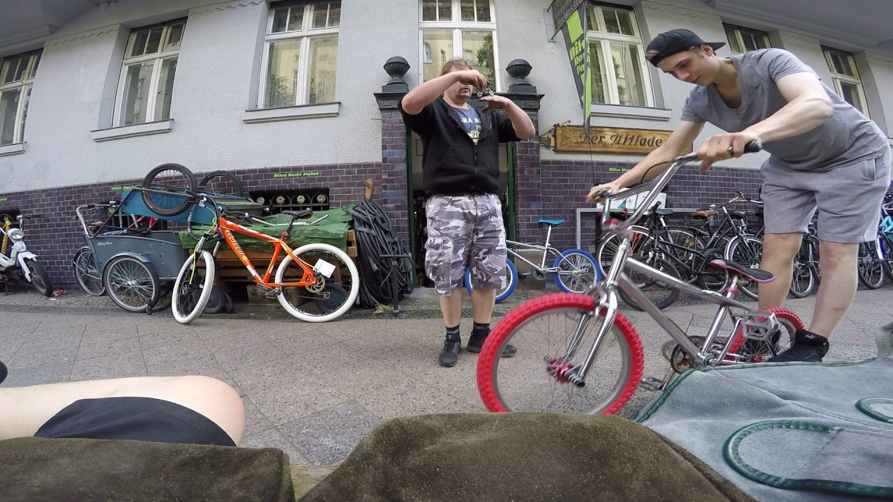 # 20 BMX Bande Montag 17 07 2017