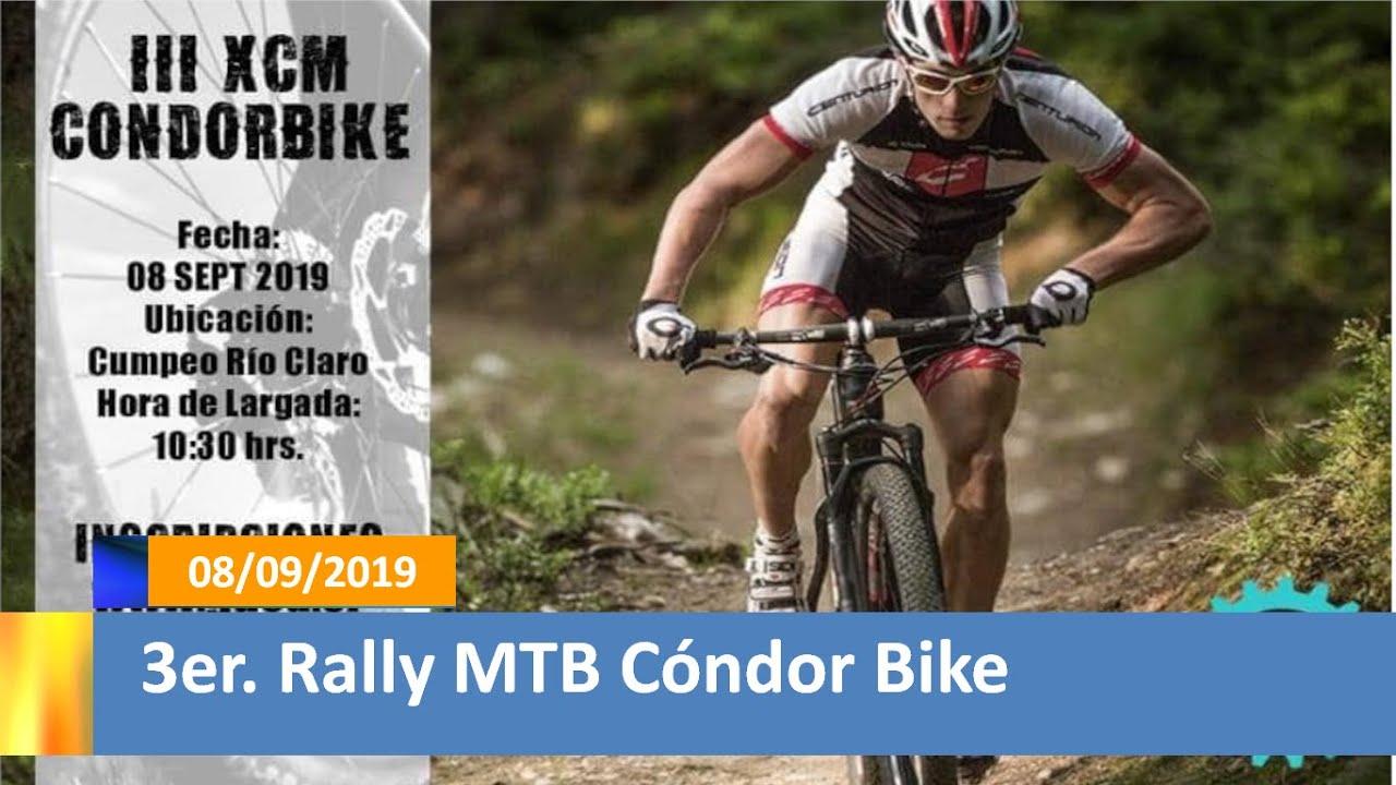 3er  Rally MTB Cóndor Bike