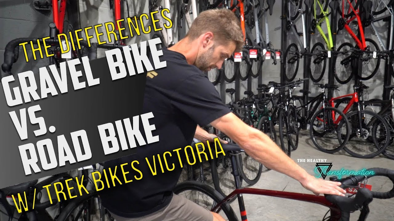 A Road Bike Vs. Gravel Bike | The Differences | Vlog Day 67