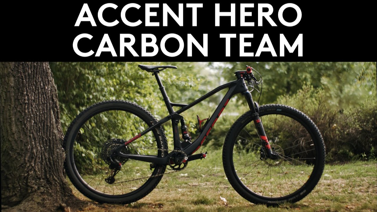 Accent HERO Carbon Team 2020 | Bike Check MTBXCPL