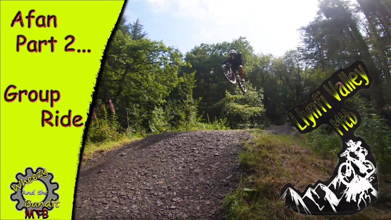Afan Forest Park | Trail & Bike Park | MTB Heaven - part 2