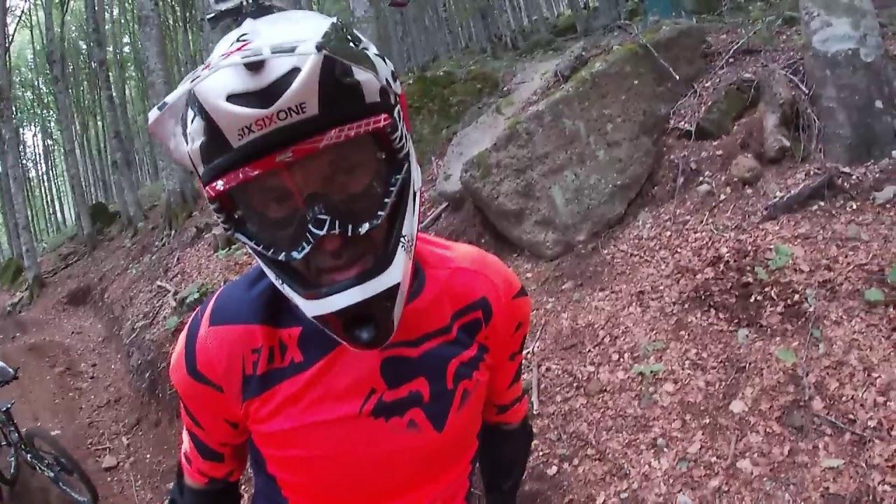 Amiata Bike Park   Red Jack + Froggy  