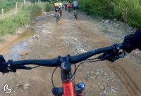 Barangay Nanaguan Morning Bike Ride x Mountain Biker Trail Seeker(MBTS)