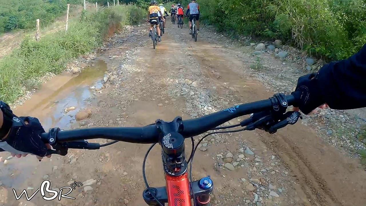 Barangay Nanaguan Morning Bike Ride x Mountain Biker Trail Seeker(MBTS)