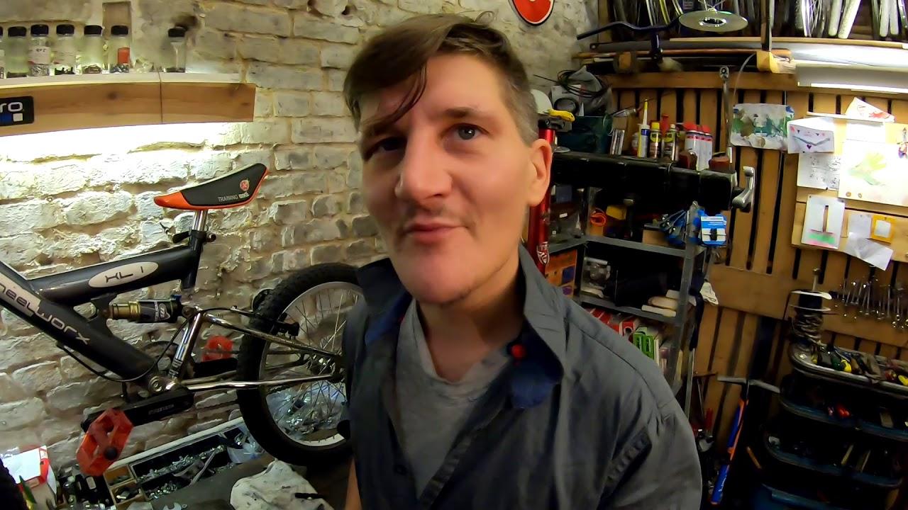 Basteln mit Felix BMX Lager Ausbau # 864 Tommys Vlog´s