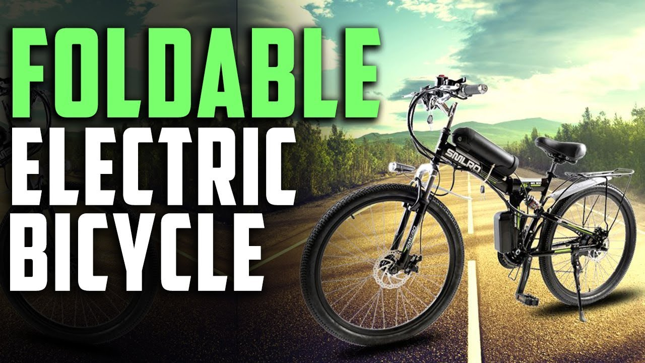 Best Electric Bicycle 2019 | 48V 10.8ah Lithium Battery