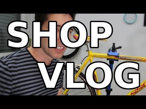 Bike shop VLOG