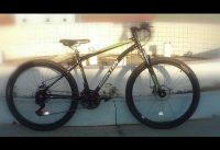 Comprei uma bike nova🚲-(Meldson Barros)