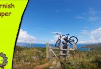 Cornish MTB | Cliffside crash |