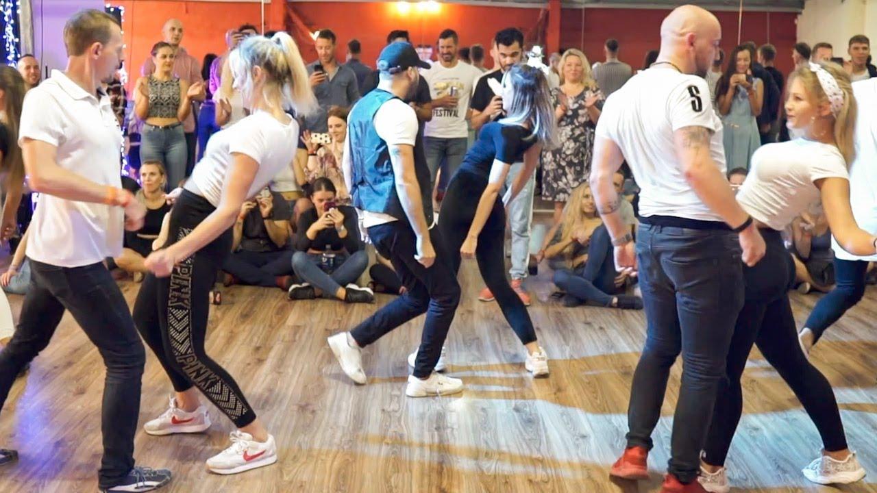 Dario & Sara / DJ No Parex / Bachata Fever
