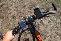 E-Bike Runde in die Firma bei tollen Wetter 🔽438🔽