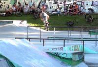 El III Campeonato de BMX 'La Monstruo' se celebró en el Parque de La Chopera