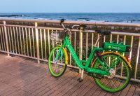 Electric Bike Sharing | Lime Electric Assist Bike Rentals