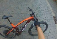Erste Fahrt mit meinem neuen Rad (Canyon Neuron AL 7.0)