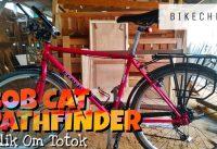 Federal Bob Cat Pathfinder Restorasi Sepeda MTB Milik Om Totok Touring Bike