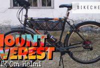 Federal Mount Everest aka Monte Bike Chek Sepeda MTB Milik Mas Helmi