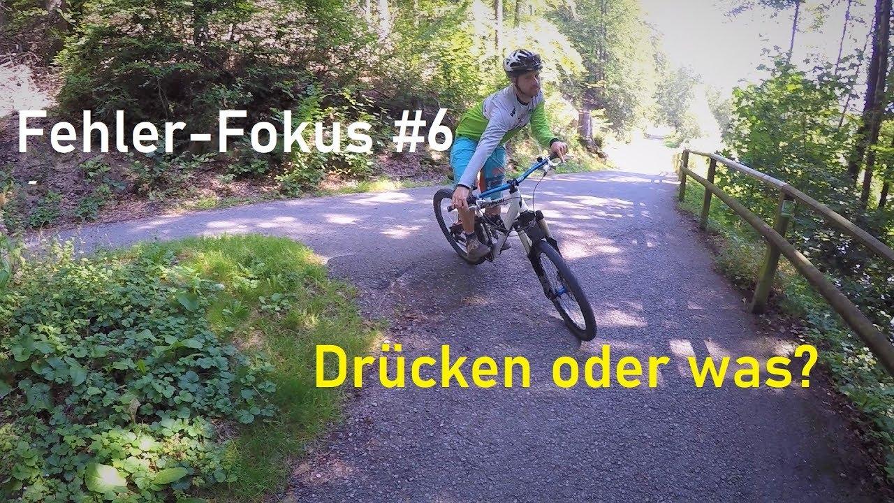 Fehler-Fokus #6: Das Bike in die Kurve drücken? | FahrtechnikTV
