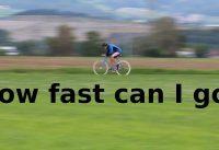 Fixie top speed