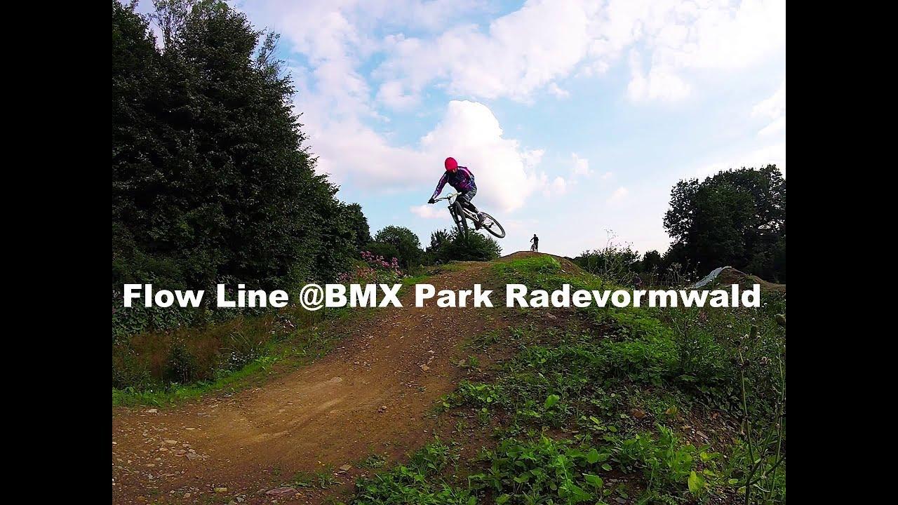 Flow Line BMX Park Radevormwald