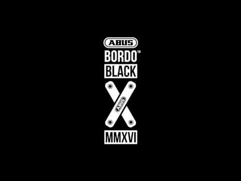 Introducing the ABUS Bordo Black!