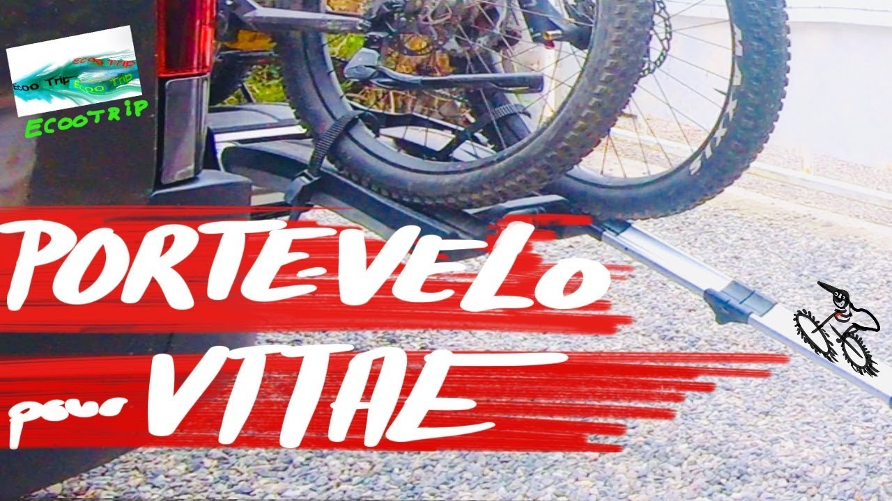 M1. Electric Bike Matos : PORTE-VELO VTTAE