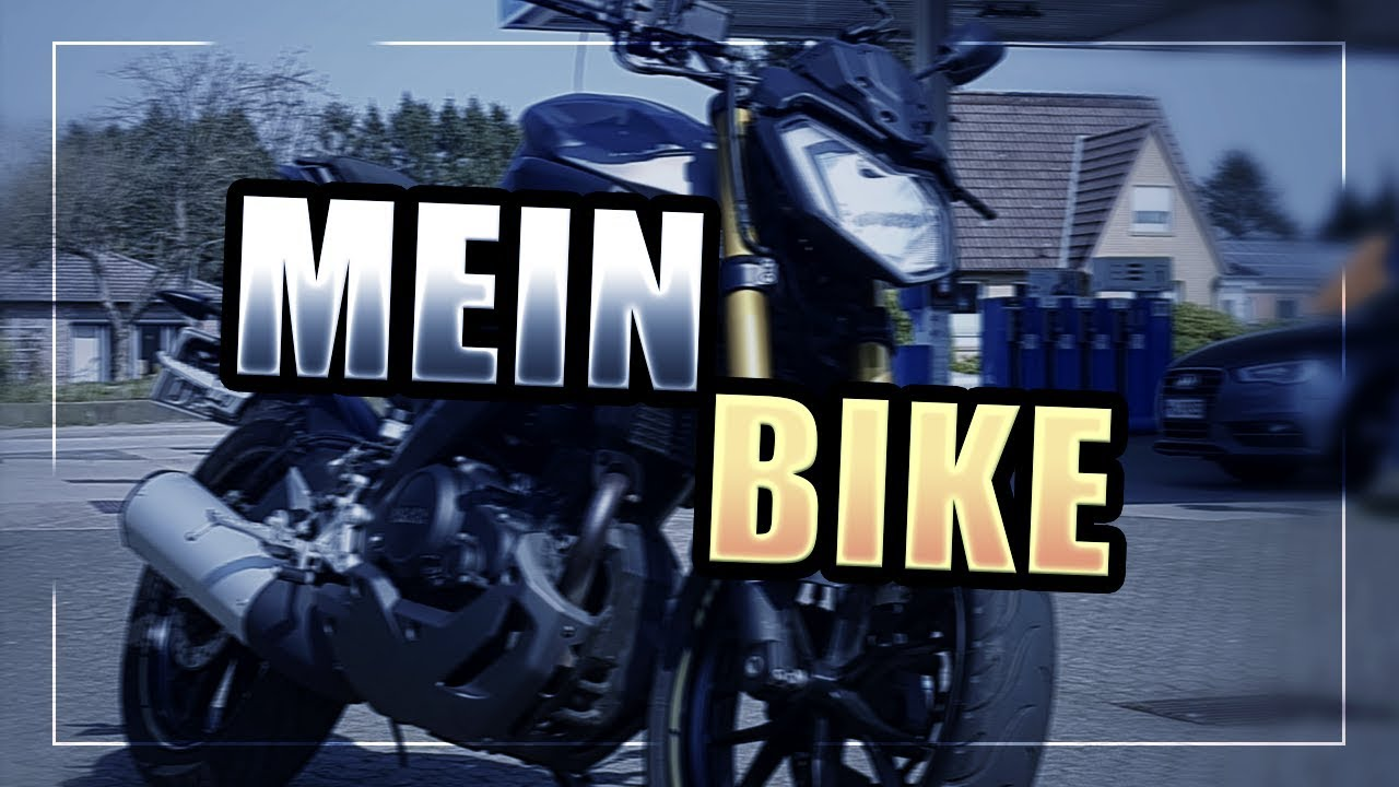 MEIN BIKE | YAMAHA MT 125