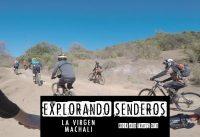 MOUNTAIN BIKE RUTA LA VIRGEN SENDERO DE CHILE