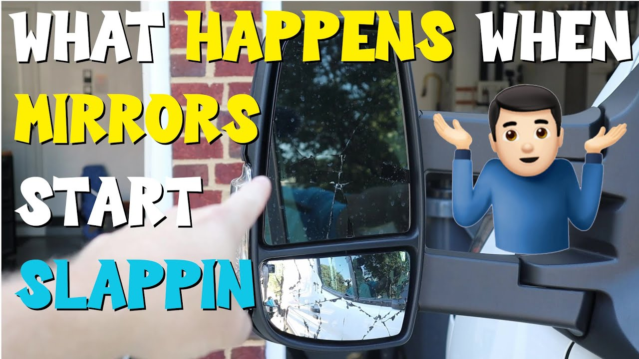 MTB Plan B - How to replace double arm mirror on 2019 Ford Transit