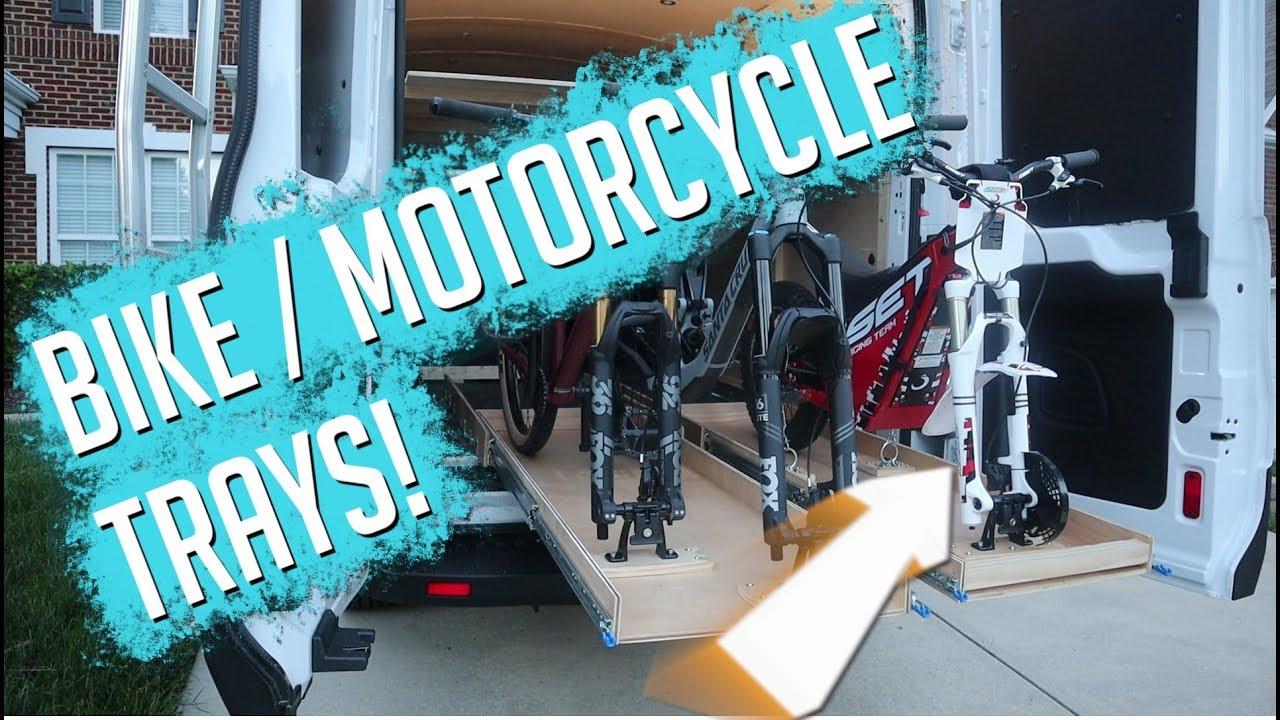 MTB Plan B - Not Van Life...Garage is full, already!
