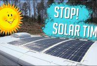 MTB Plan B - Not Van life...Installing flexible solar panels on a 2019 Ford Transit