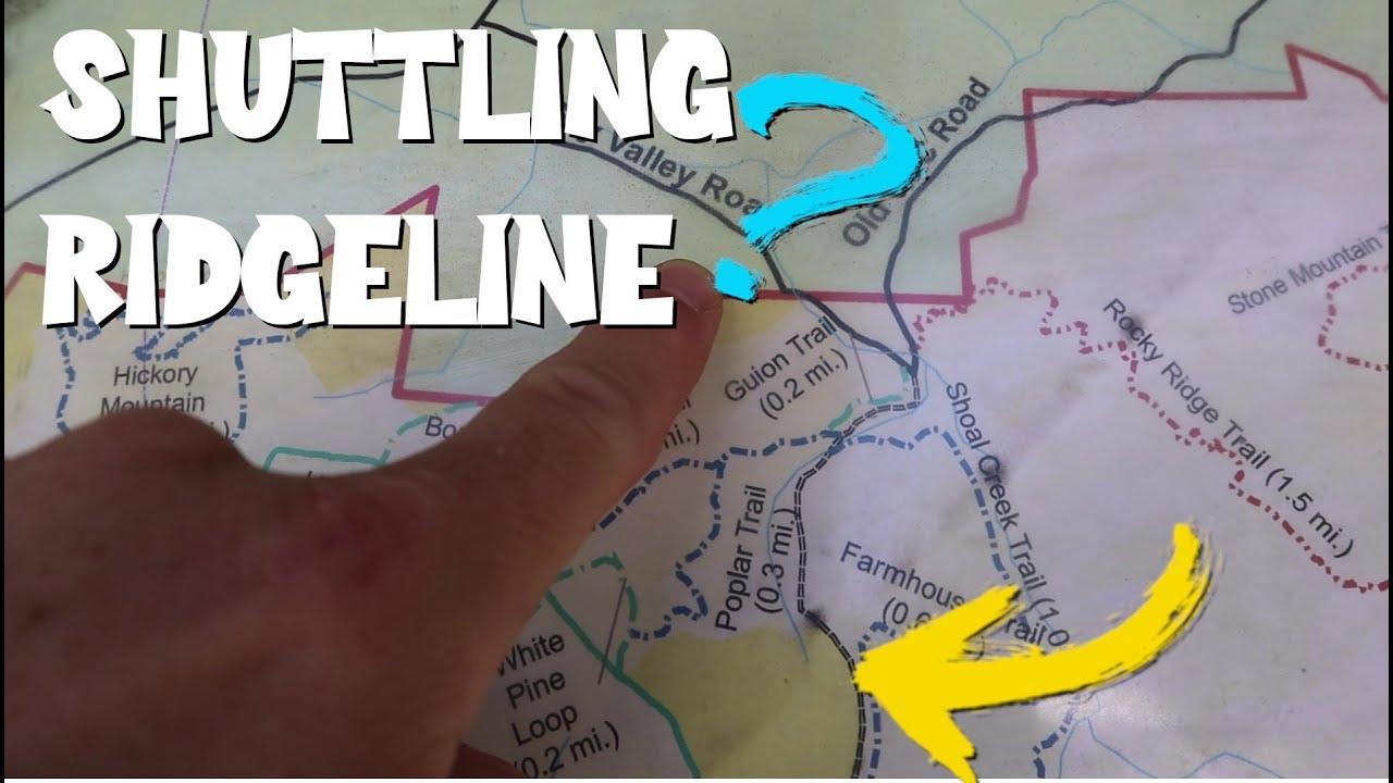 MTB Plan B - Secret to shuttling Ridgeline in DuPont Forest.