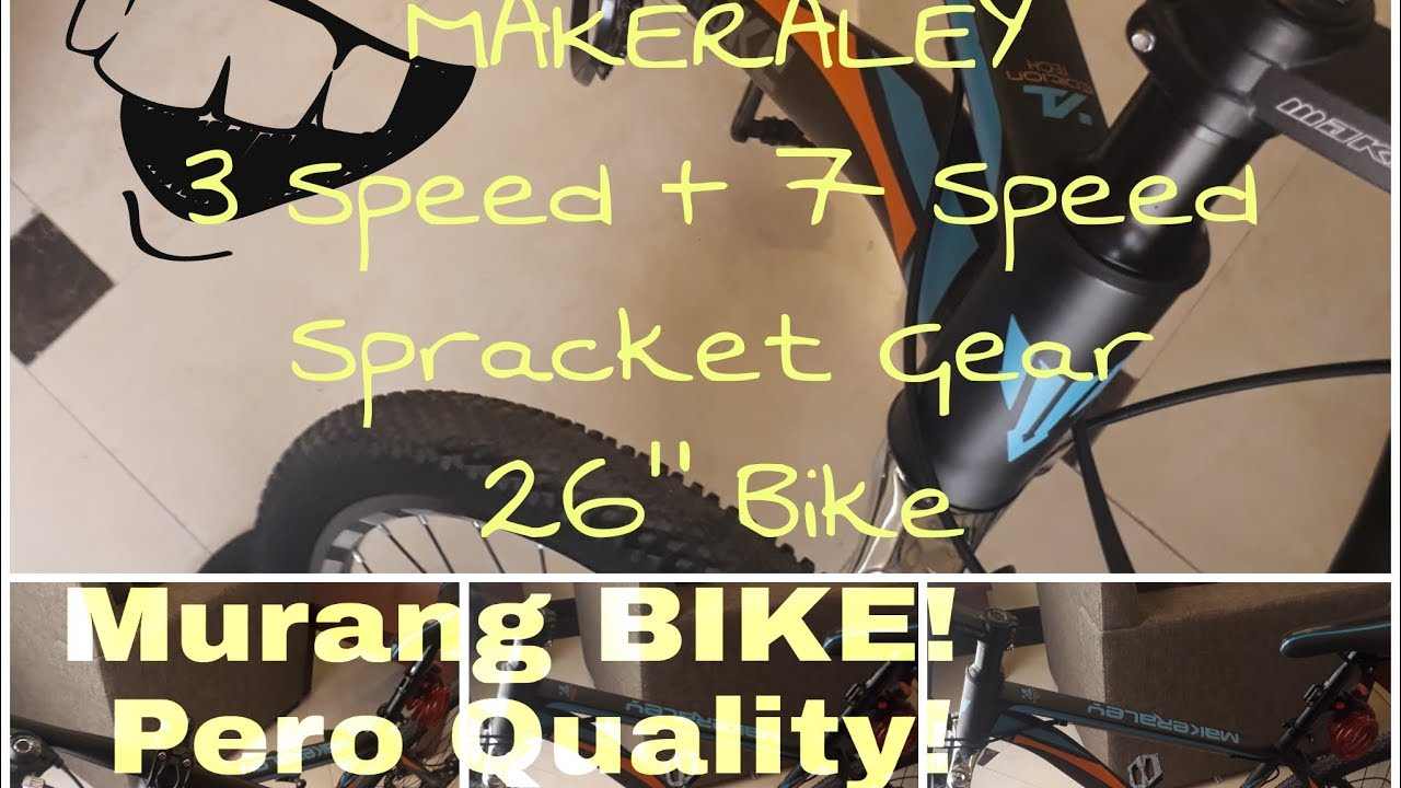 MURANG BIKE? | MAKERALEY BIKE | 2019