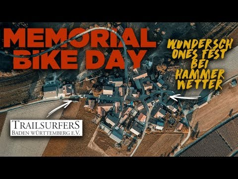 Memorial Bike Day 2019 | Trailsurfers Baden Würtemberg e.V. | Jonas Heidl