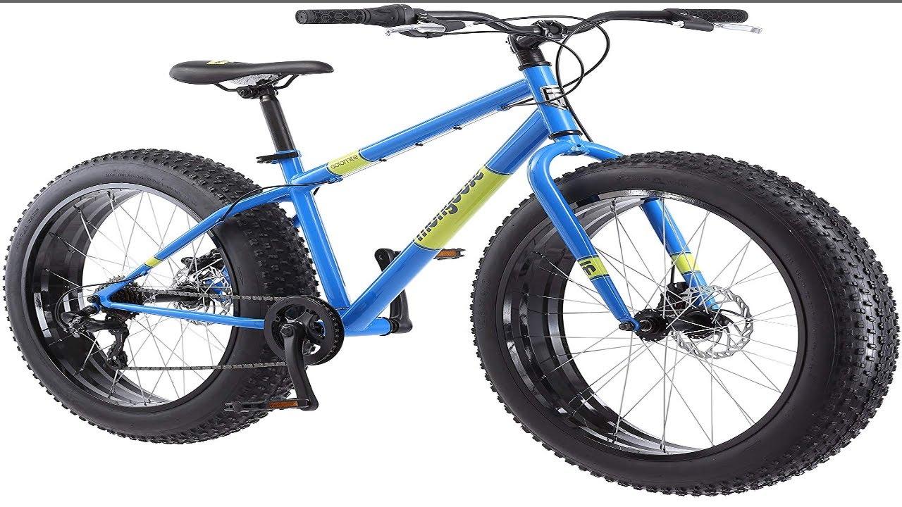 Mongoose Dolomite Fat Tire Mountain Bike Review/bike shop