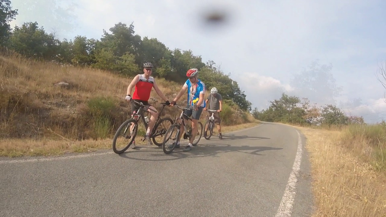 Mountain Bike Experiences Camping Tenuta Squaneto