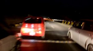 Murree to Islamabad on Bike trough Expressway (Evening view)