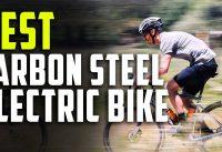 New Electric Bike 2019 | Best Carbon Steel Electric Bike