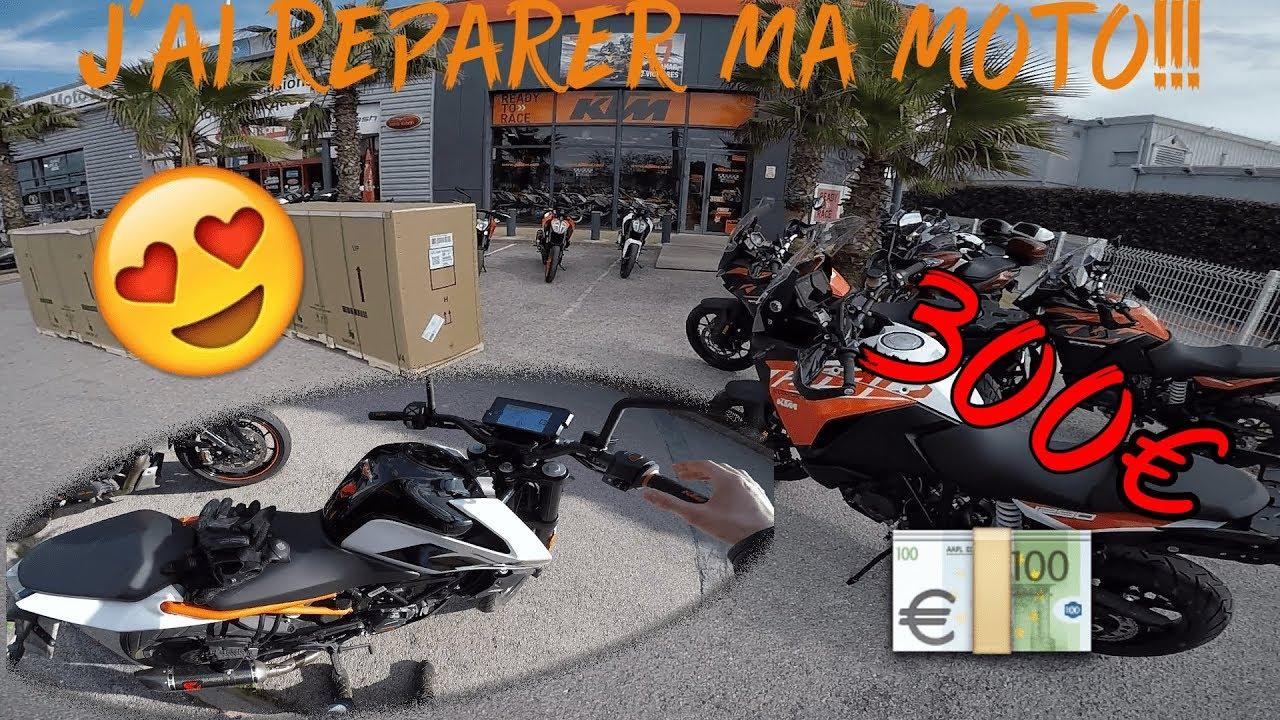 PAIKA BIKE - JE RÉPARE ENFIN MA MOTO / ÇA COÛTE CHER.....