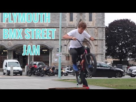 PLYMOUTH BMX STREET JAM