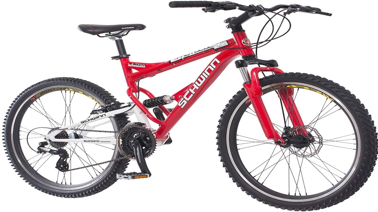 Schwinn Protocol 1.0 Dual-Suspension Mountain Bike/bikes/bikeshop