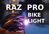 Shanren Raz Pro bike light unboxing and review