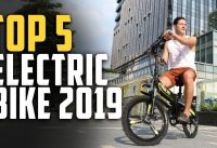 Top 5 Electric Bike to Buy in 2019