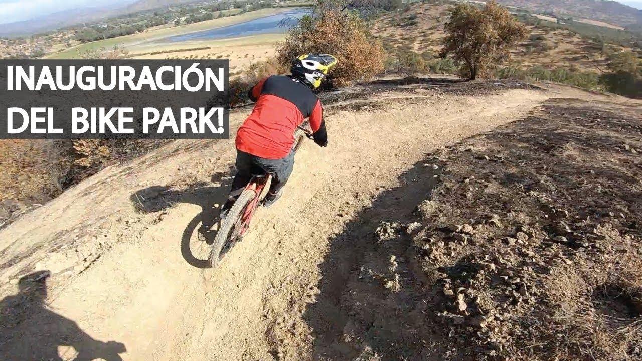 Bike Park San Francisco de Mostazal! - Invitación 30 de Marzo!