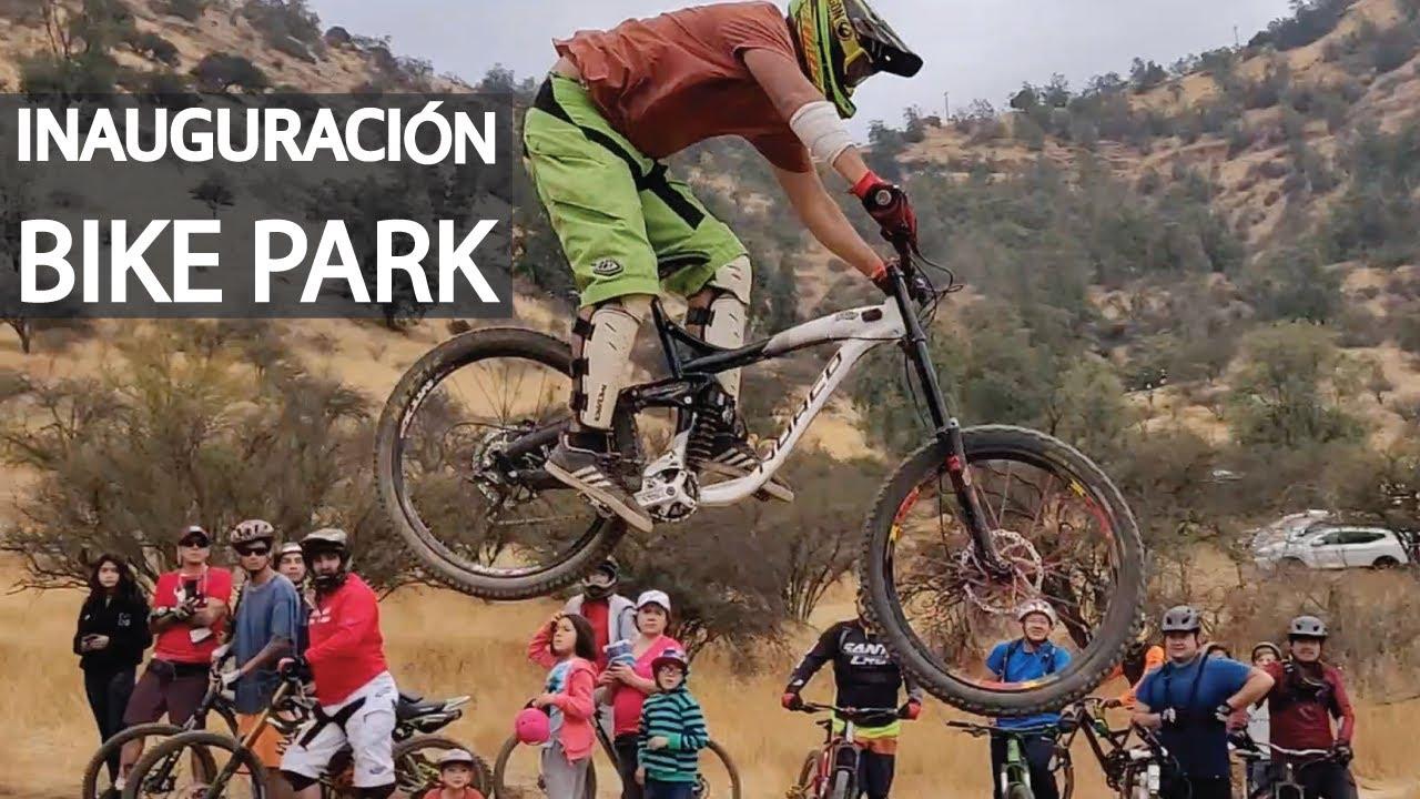 Bike Park San Francisco de Mostazal - Tips, saltos, carreras, historia y mucho más!