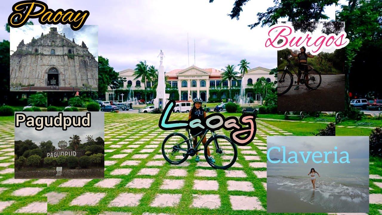 Bike Touring Ilocos Norte Philippines