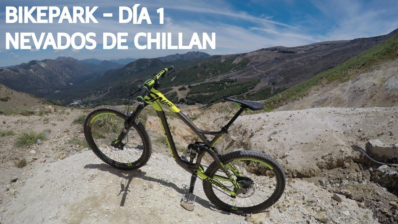 Chillan 1 - Viaje, Fumarolas y Renegados! Bike Park Nevados de Chillan!