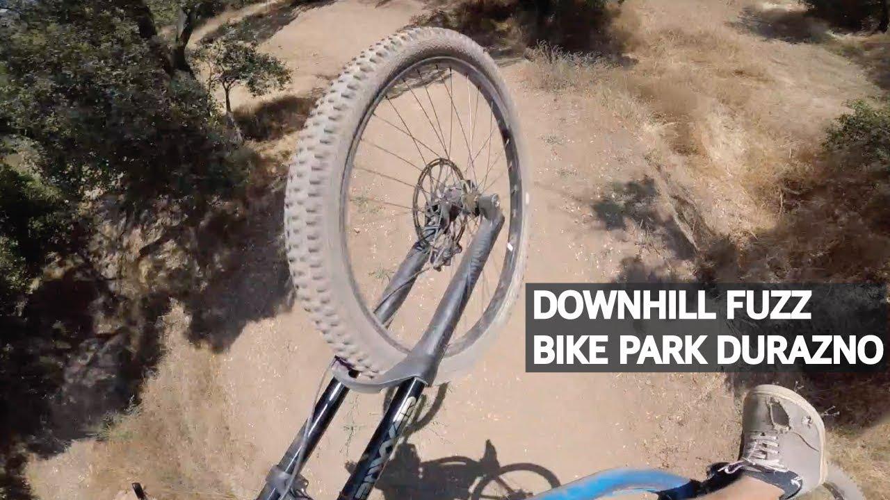 DH con la Fuzz y la Vale - Bike Park el Durazno!